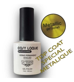 TOP COAT METALLIQUE
